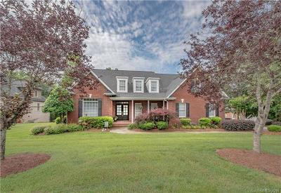 Gastonia Single Family Home For Sale: 5209 Waterfall Court