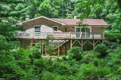 Single Family Home For Sale: 33 Upper Saw Branch Road