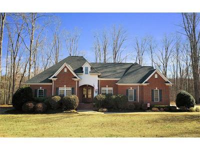 Single Family Home For Sale: 596 Mason Dickson Road