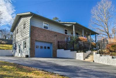 Black Mountain Single Family Home For Sale: 7 Old Lakey Gap Road