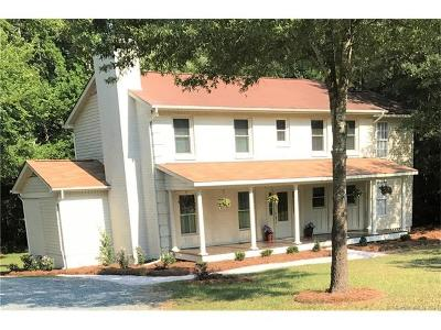 Single Family Home For Sale: 415 Stack Road