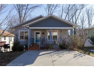 Asheville Single Family Home For Sale: 17 Trellis Court