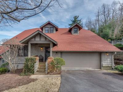 Hendersonville Single Family Home For Sale: 23 Lacoste Drive