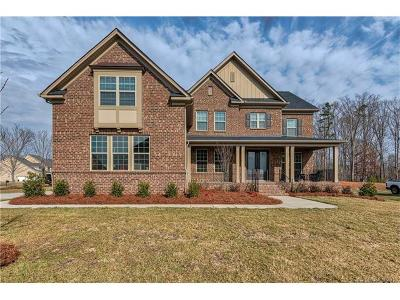 Weddington Single Family Home For Sale: 1011 Lake Forest Drive