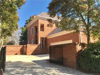 Charlotte Single Family Home For Sale: 1204 Wareham Court