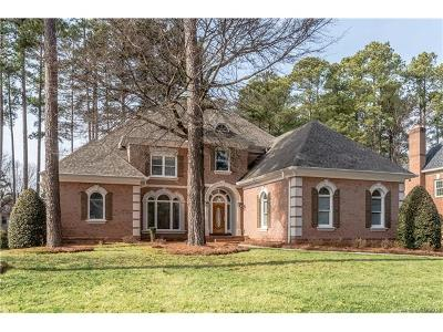 Mecklenburg County Single Family Home For Sale: 16910 Yawl Road #415