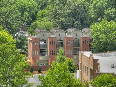 Charlotte Condo/Townhouse For Sale: 1938 Scott Avenue #1938