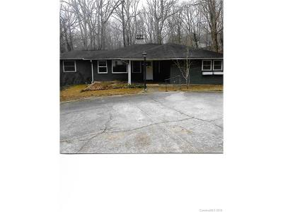 Tryon NC Single Family Home For Sale: $199,500