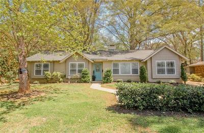 Barclay Downs Single Family Home For Sale: 5345 Park Road