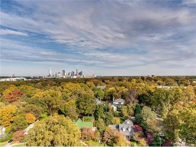 Myers Park Condo/Townhouse For Sale: 1530 Queens Road #PH2
