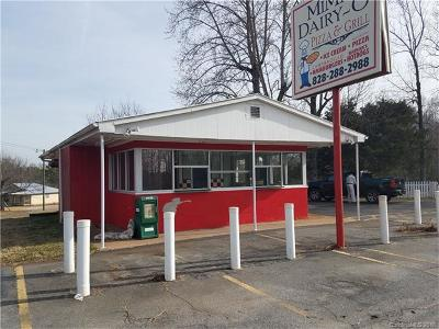 Rutherfordton Commercial For Sale: 286 Chimney Rock Road