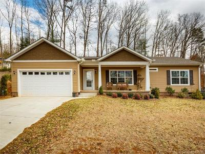Candler Single Family Home Under Contract-Show: 5 Luther Woods Drive