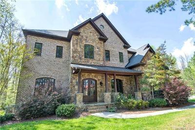 Single Family Home For Sale: 9200 Woodhall Lake Drive