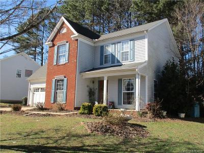Matthews Single Family Home For Sale: 4009 Suttle Place