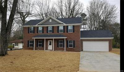 Stanley Single Family Home For Sale: 108 General Stonewall Jackson Street