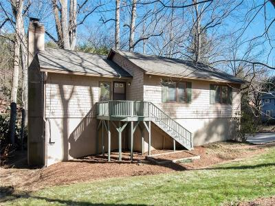 Asheville Single Family Home Under Contract-Show: 6 Spooks Branch Road