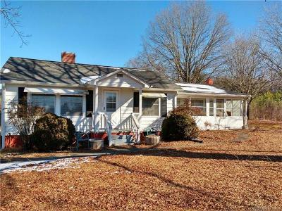 Mount Pleasant Single Family Home For Sale: 11055 Hwy 73 Highway E