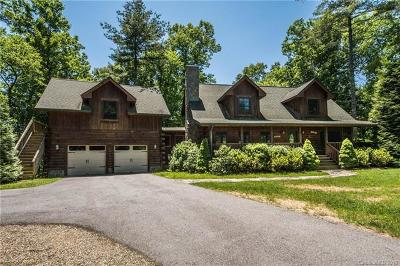 Waynesville Single Family Home For Sale: 141 Valley Cove Place