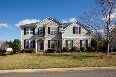Waxhaw Single Family Home Under Contract-Show
