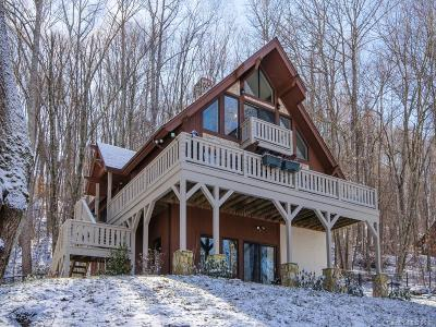 Waynesville Single Family Home Under Contract-Show: 21 Brandywine Road