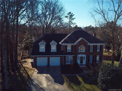 Charlotte NC Single Family Home For Sale: $289,500