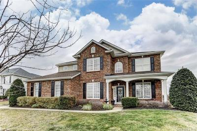 Waxhaw Single Family Home For Sale: 2715 Liberty Hall Court