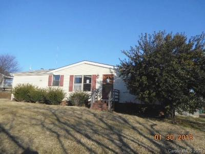 Mooresville Single Family Home For Sale: 309 Johnson Dairy Road
