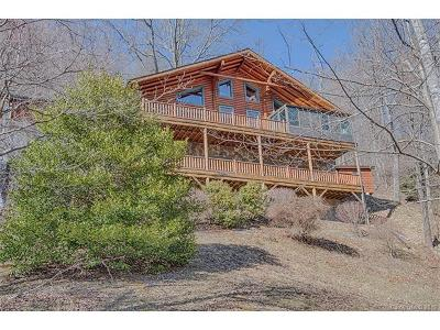 Maggie Valley Single Family Home For Sale: 40 Slim Ridge