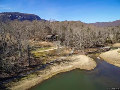 Lake Lure NC Single Family Home For Sale: $459,500