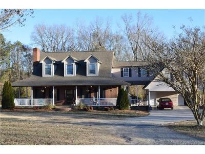 Catawba Single Family Home For Sale: 1529 W D Hattie Lane