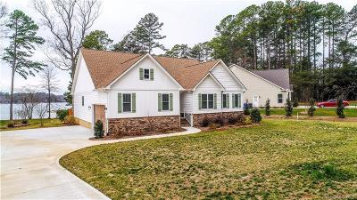 Mooresville Single Family Home For Sale: 592 Isle Of Pines Road #29