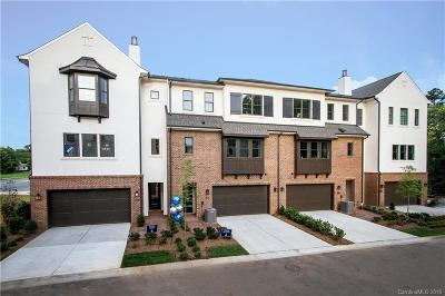 Charlotte Condo/Townhouse For Sale: 4046 City Homes Place #11