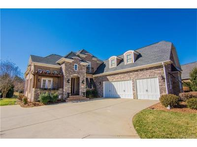 Cabarrus County Single Family Home For Sale: 6639 Fox Ridge Circle