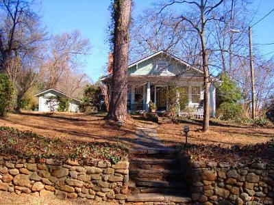Tryon NC Single Family Home For Sale: $189,000