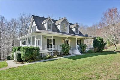 Hendersonville Single Family Home For Sale: 3040 Timber Trail