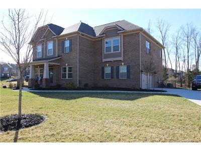 Kannapolis Single Family Home For Sale: 2655 Stonewood View