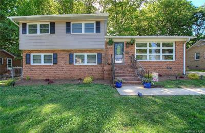 Charlotte NC Single Family Home Sold: $185,000