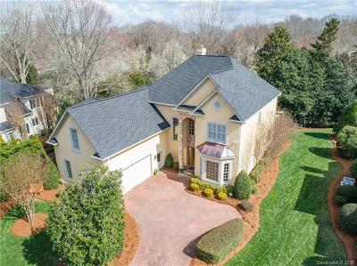 Charlotte Single Family Home For Sale: 4122 Waterford Drive