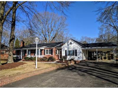 Clover Single Family Home For Sale: 421 Knox Street