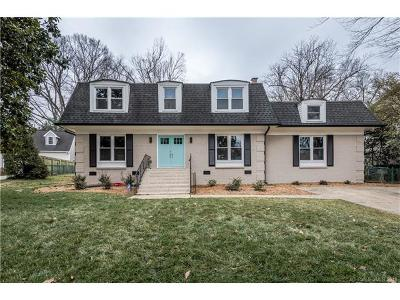 Charlotte Single Family Home For Sale: 6238 Heritage Place