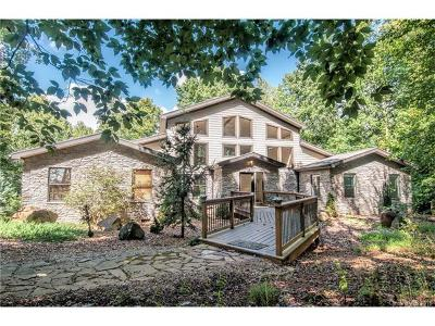 Woodleaf Single Family Home For Sale: 777 Chaffin Road