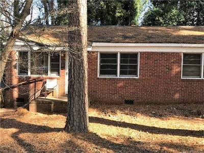 Single Family Home For Sale: 1112 Norris Avenue