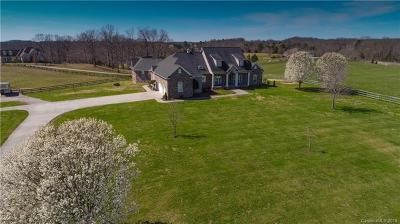 Mocksville Single Family Home For Sale: 297 Brangus Way
