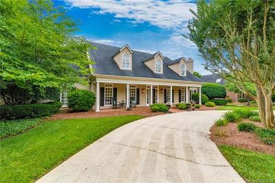 Quail Hollow Single Family Home For Sale: 8231 Greencastle Drive