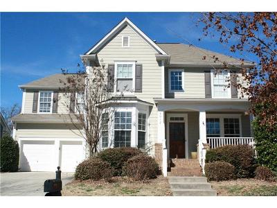 Huntersville Single Family Home For Sale: 8012 Woods Run Lane