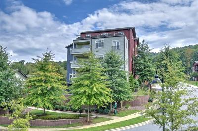 Asheville Condo/Townhouse For Sale: 400 Skyloft Drive N