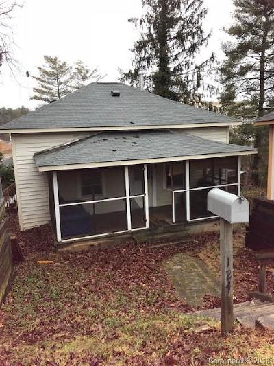 Asheville Single Family Home Under Contract-Show: 124 Dodge Street