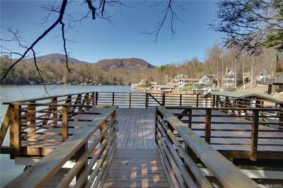 Bat Cave, Black Mountain, Chimney Rock, Lake Lure, Rutherfordton, Mill Spring, Columbus, Tyron, Union Mills Single Family Home For Sale: 126 Pirates Cove #2