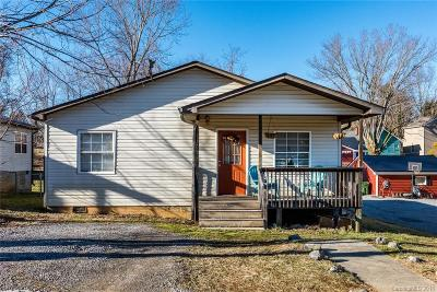 Asheville Single Family Home Under Contract-Show: 58 Shiloh Road