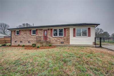 Bessemer City NC Single Family Home For Sale: $139,900